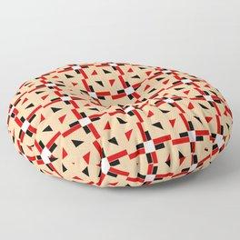 Symmetric patterns 137 Ceramic colors Floor Pillow