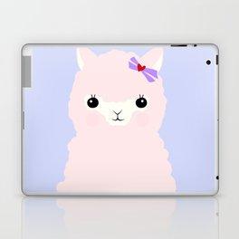 Alpaca in Love V 2 Laptop & iPad Skin