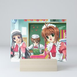 Sakura Kinomoto Mini Art Print