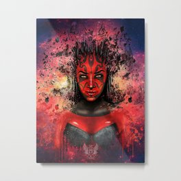 Darth Decayta Metal Print