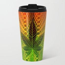 Rastafarian Herb Travel Mug