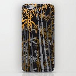 Bamboo 5 iPhone Skin