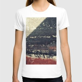 The red wall T-shirt