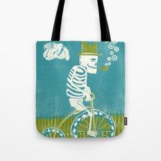 Se muere por las bicicletas Tote Bag