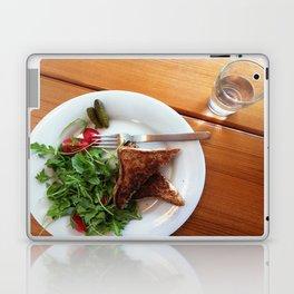 Grilled cheese 'n' gherkins Laptop & iPad Skin