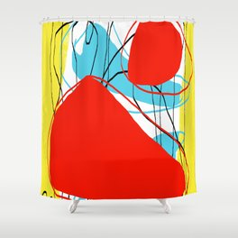 Play Time Shower Curtain