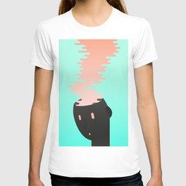 Brain combustion T-shirt