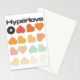 Hyperlove Stationery Cards