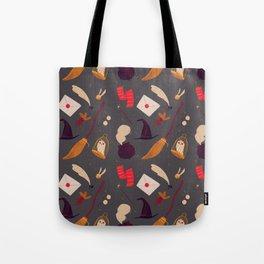 Magic Pattern Tote Bag