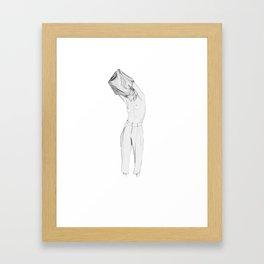 Taking III Framed Art Print