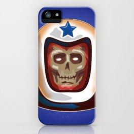 AstroSkull iPhone Case