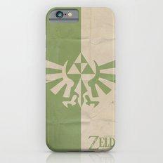 Legend of Zelda: Triforce Slim Case iPhone 6s