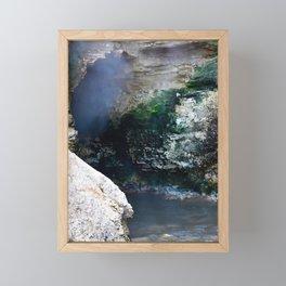 Green With Envy Framed Mini Art Print