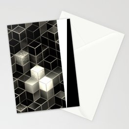 Cube City N.2 Stationery Cards