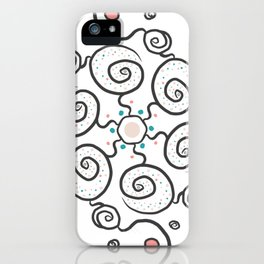 Goin' for a loop iPhone Case