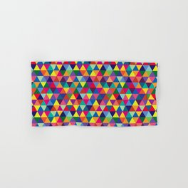 Geometric Pattern #6 Hand & Bath Towel