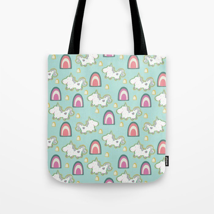 Cereal for Dinner - Unicorns Tote Bag
