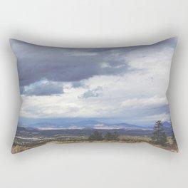Horizon Lines Rectangular Pillow