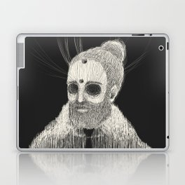 HOLLOWED MAN Laptop & iPad Skin