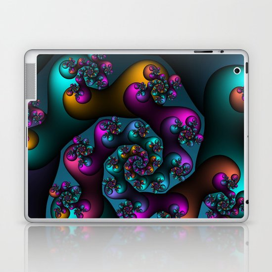 direction Laptop & iPad Skin