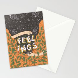 Feelings - Autumn Stationery Cards