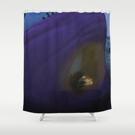 Donut Camping Shower Curtain