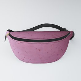 Small particles on pink background. Fanny Pack
