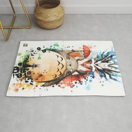"""The crossover n°2"" Rug"