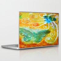 faith Laptop & iPad Skins featuring Faith  by kathleentennant