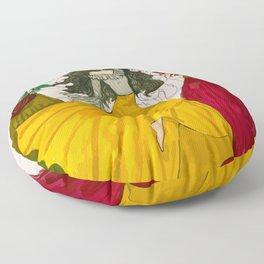 Romani Dances Floor Pillow