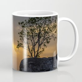sunset over andaman sea Coffee Mug