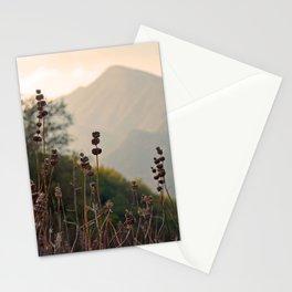 Ojai Mighty Mountain California Shine Stationery Cards