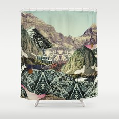 Whole New World Shower Curtain