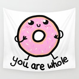 YOU ARE WHOLE Wall Tapestry