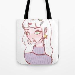 Pastel cutie. Tote Bag