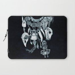 Voodoo Amulets Laptop Sleeve