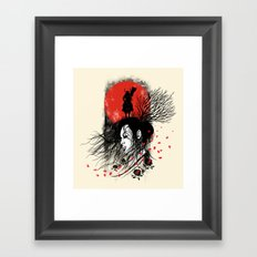 Renai Framed Art Print