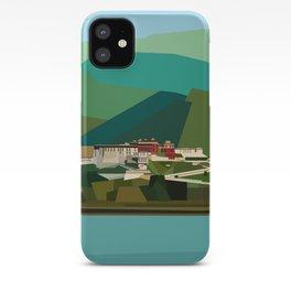 Potala Palace, Lhasa, Tibet, China iPhone Case