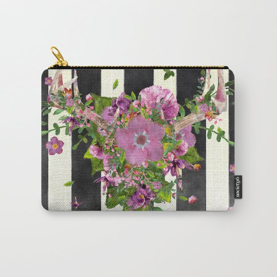 Deer Pattern 03 Carry-All Pouch