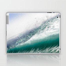 Blue Metal Laptop & iPad Skin