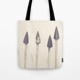 Broadheads Tote Bag