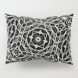 Polygons Pattern Print Pillow Sham