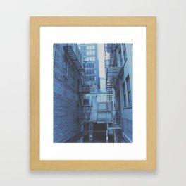 Build Yourself First Framed Art Print