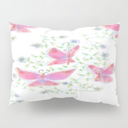 Spring Pattern Pillow Sham