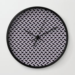 Gridded Wall Clock