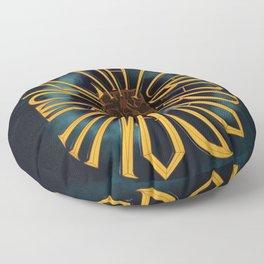 Klaatu Barada Nikto Floor Pillow