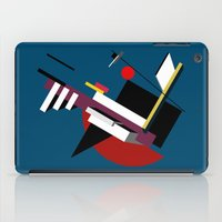 kandinsky iPad Cases featuring STARSHIP by THE USUAL DESIGNERS