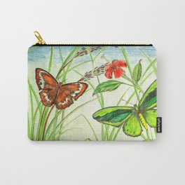Two's Company Carry-All Pouch