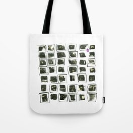 the colorful world of razvan luscov 022 Tote Bag