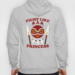 Fight like a princess Hoody